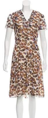 Derek Lam Silk Midi Dress w/ Tags