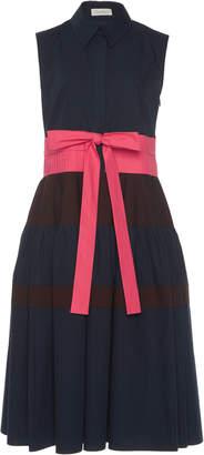 DELPOZO Multicolor Shirt Dress