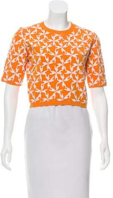 Tanya Taylor Robin Crop Top
