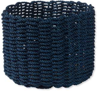 L.L. Bean L.L.Bean Nautical Rope Basket, Large