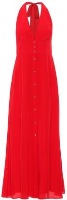 Heidi Klein Pampelonne silk maxi dress