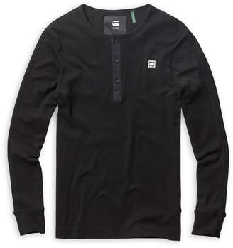 G Star Raw Ardor Slim-Fit Cotton Top