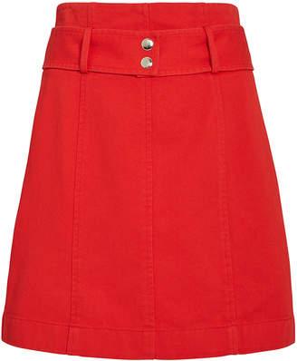 Intermix Abigail Mini Skirt