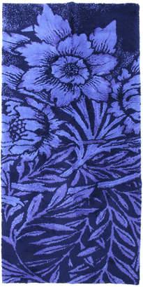 Habidecor ABYSS & BLUE マット 約70x140cm ブルー