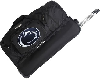 NCAA Denco Sports Luggage Penn State Nittany Lions 26-in. Wheeled Drop-Bottom Duffel Bag