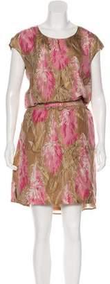 Manoush Silk Printed Dress