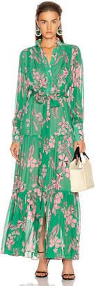 Alexis Rhoda Dress in Island Floral   FWRD