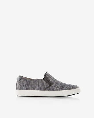 Express Knit Slip-On Sneakers