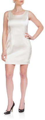 SONIA ARORA DESIGNS Satin Tank Dress