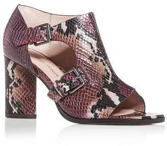 Donald J Pliner Women's Fouu Buckle High-Heel Sandals