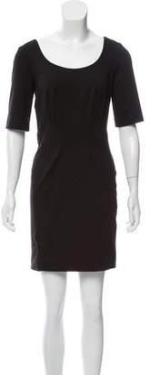 Zac Posen Z Spoke by Short Sleeve Mini Dress w/ Tags