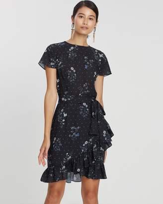 Cooper St Meghan Frill Mini Dress