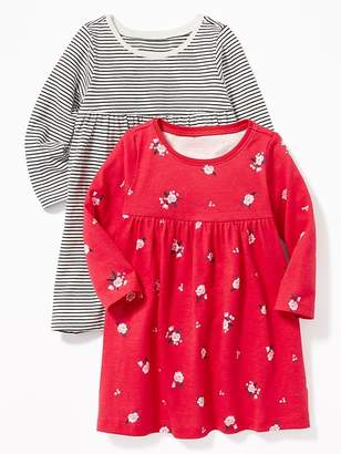 Old Navy Jersey Babydoll Dress 2-Pack for Baby