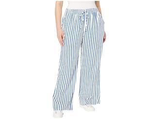 cb2d68e90a6a8 Lauren Ralph Lauren Plus Size Striped Drawcord Twill Pants