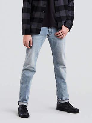 Levi's 501 Original Shrink-to-Fit Jeans
