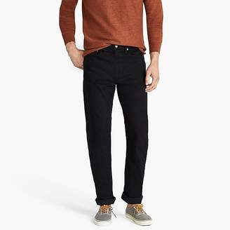 J.Crew 1040 Athletic-fit stretch jean in deep black