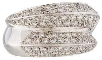 Ring 18K Diamond Band