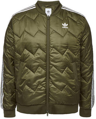 adidas SST Quilted Bomber Jacket