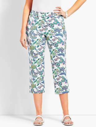 Talbots Perfect Skimmer - Curvy Fit/Paisley