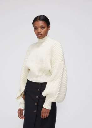 Awake Button Back Sweater