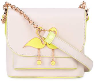 Sophia Webster flamingo cross body bag