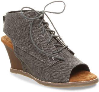 BearPaw Aracelli Wedge Sandal - Women's