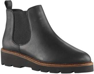 Cougar Waterproof Leather Ankle Chelsea Boots -Grill