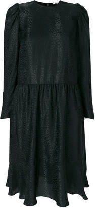 Stella McCartney oversized patterned dress