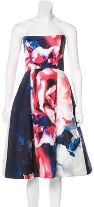 Nicholas Silk Midi Dress
