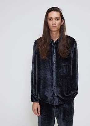 Sies Marjan Sander Velvet Cord Shirt
