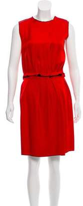 Lanvin Sleeveless Knee-Length Dress