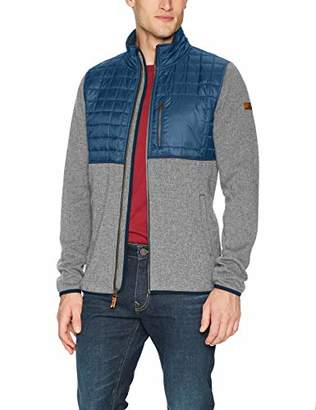 Quiksilver Men's INTO The Wild Fleece Jacket