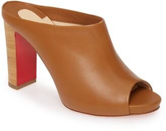 Christian Louboutin Corinthe Slip-On Sandal