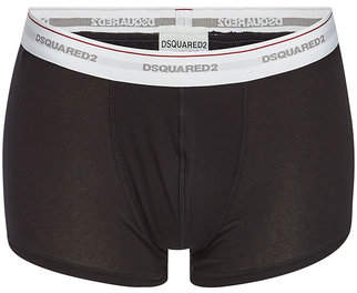 DSQUARED2 Pack of 3 Cotton Boxers