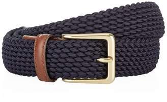 Harrods Woven Elastic Belt