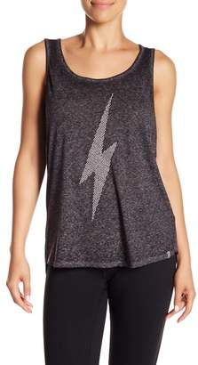 Andrew Marc Embellished Tank Top