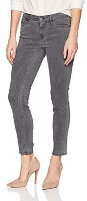 Calvin Klein Jeans Women's Sateen Ankle Skinny Pant