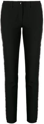 Philipp Plein studded slim-fit trousers