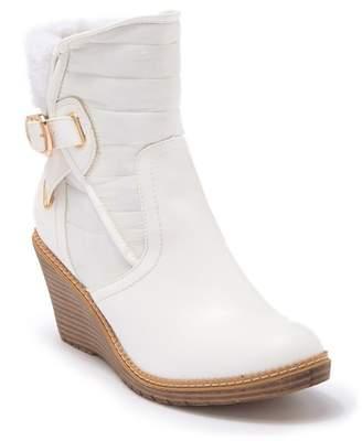 Ziginy Aliandra Wedge Boot