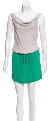Diane von Furstenberg Silk Tadd Dress