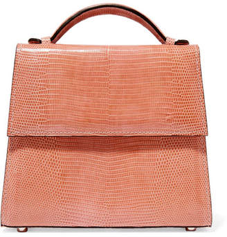 Hunting Season Small Lizard Tote - Pink