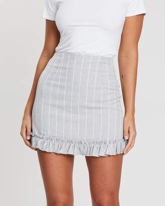 Atmos & Here ICONIC EXCLUSIVE - Zoey Mini Skirt