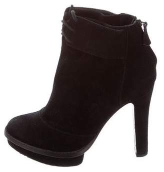 Elizabeth and James Suede Ankle Boots w/ Tags in China cheap online sale store Manchester cheap price yCzc2Ll6e