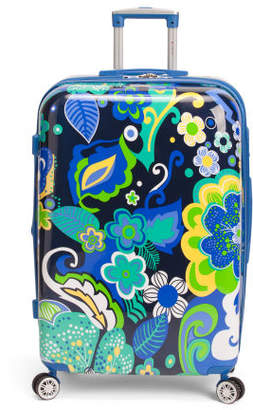 30in Floral Hardside Expandable Spinner