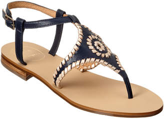 Jack Rogers Maci Leather Sandal