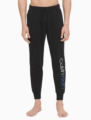 Calvin Klein bold accents jogger sweatpants