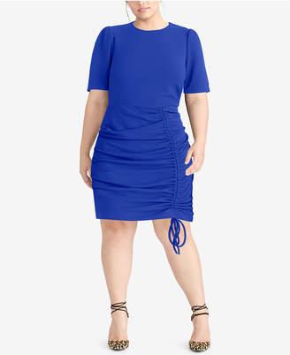 014ff93e0c6 Rachel Roy Trendy Plus Size Ruched Dress