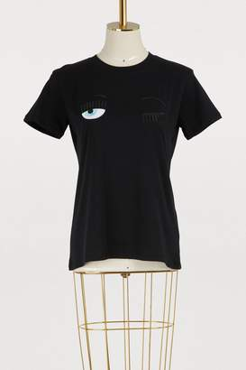 Chiara Ferragni Flirting cotton T-shirt