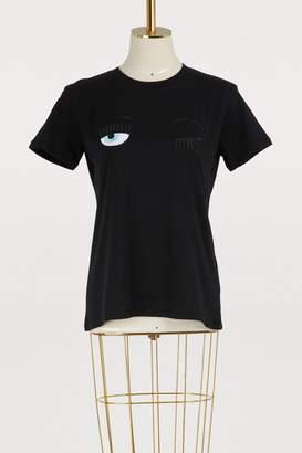 Chiara Ferragni Flirting cotton T-shirt