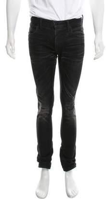 Mastercraft Union Distressed Skinny Jeans